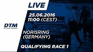 Live: DTM Norisring 2016 - Qualifiche (Gara 1)
