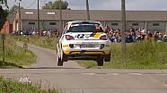 FIA ERC - Kenotek by CID LINES Ypres Rally 2016 - Highlights ERC 3