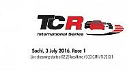 Canlı : TCR Sochi 1. yarış