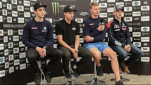Friday Press Conference: Holjes RX | FIA World RX