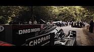 Porsche célèbre sa victoire du Mans à Goodwood