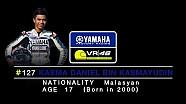 Yamaha VR46 Master Camp - Interview to Kasma Daniel Bin Kasmayudin