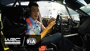 Das WRC-Cockpit