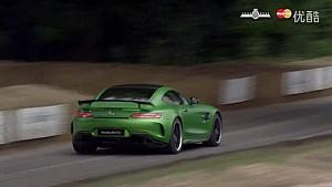 577匹梅赛德斯 AMG GT R古德伍德速度节首秀