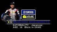 Yamaha VR46 Master Camp - Interview to Soichiro Minamimoto