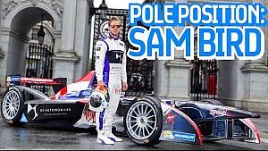Formula E Pole Position Award: Sam Bird
