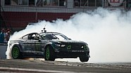 Formula Drift Canada: Vaughn Gittin Jr. Ford Mustang RTR 4th Place Finish | FORD PERFORMANCE