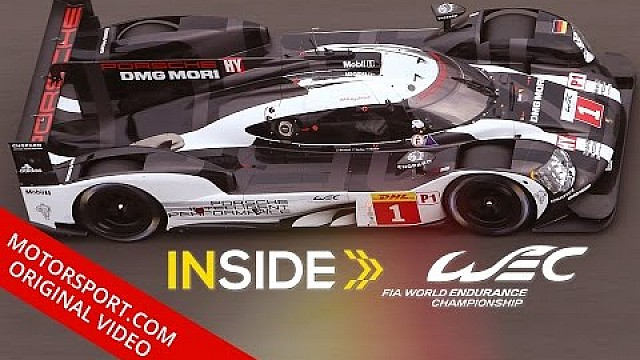 Inside WEC: 6h am Nürburgring