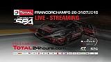LIVE: 24 Ore di Spa - Qualifiche