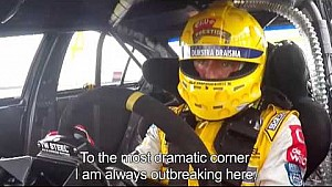 Onboard lap Termas de Rio Hondo, Argentina with the 2015 Tom Coronel Chevy