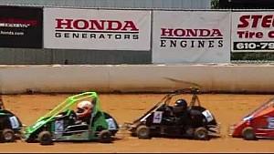 HPD Trackside -- 2016 QMA Dirt Grands Saturday Report