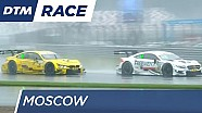 Newcomer Rosenqvist passes Glock in style - DTM Moscow 2016