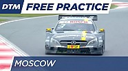 Highlights - Free Practice 2 - DTM Moscow 2016