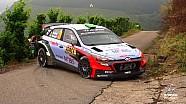 Rallye Deutschland: Haarnadel-Kurven