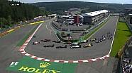 GP de Belgique - Un départ complètement fou !