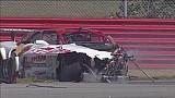 Trans-Am Series'deki büyük kaza