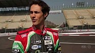 Bruno Senna is ready for the 6 Hours of Mexico, how about you?