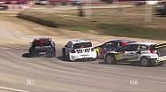 Авария Тимура Тимерзянова в квалификации 8 этапа World RX