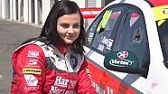 Renee Gracie-Simona De Silvestro a Winton