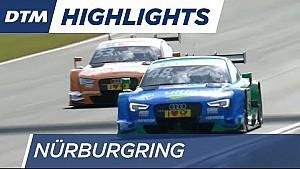 DTM Nürburgring: hoogtepunten race 1