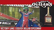 World of Outlaws Craftsman Sprint Car Series Victory Lane from the Gold Cup | September 10th, 2016