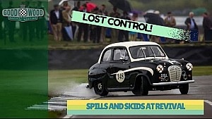 Spins, Slides and Skids! Revival's best sideways moments