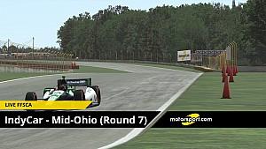 FFSCA - IndyCar 2016 - Mid-Ohio (Round 7)