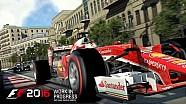 F1 2016 Mobil Oyun Görüntüsü