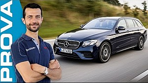 Mercedes-AMG E43 4Matic Station Wagon | La nostra prova su strada
