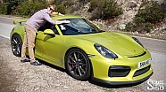 Back at the Wheel of My Cayman GT4!