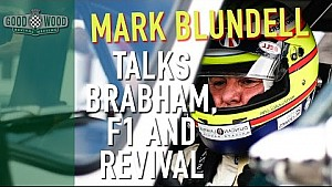 Mark Blundell - Goodwood Podcast