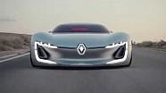 De TreZor: de elektrische GT-wagen van Renault