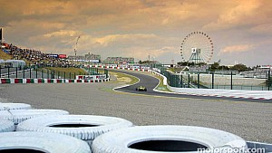 Un 'on board' histórico a Suzuka
