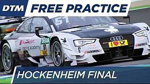 Top 3 Free Practice 2 - DTM Hockenheim Final 2016