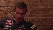 Friday Press Evening w/ Sebastien Loeb & Petter Solberg: Germany RX | FIA World RX