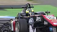 F3 - 2016 Hockenheim - 2. Yarış özetleri