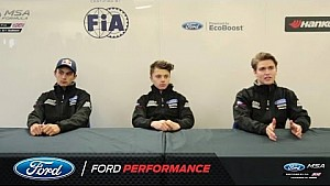 Sennan Fielding Ford MSA Interview