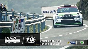 WRC 2 - Rally de Espana 2016: WRC 2 Eent Highlights / Review