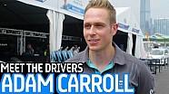 Meet The Drivers: Adam Carroll - Formula E
