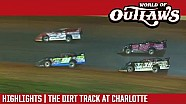 World of Outlaws Craftsman Late Models The Dirt Track at Charlotte October 29th, 2016 | Highlights