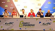 2016 6 Hours of Shanghai - Pre-Event Press Conference
