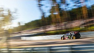 Petter vs Mattias at Latvia RX | FIA World RX