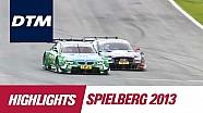 DTM Spielberg 2013 - Özet Görüntüler