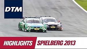 DTM Spielberg 2013 - Highlights