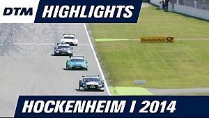 DTM Hockenheim I 2014 - Özet Görüntüler