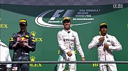 2016 DHL 最快圈速奖得主 - 尼科·罗斯伯格