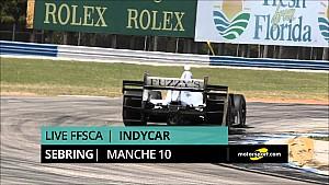 La finale de IndyCar de la FFSCA à Sebring !