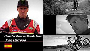 Dakar 2017 Monster Energy Honda HRC