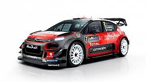 El nacimiento del Citroën C3 WRC 2017