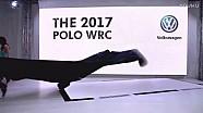 2017款大众Polo WRC赛车发布会